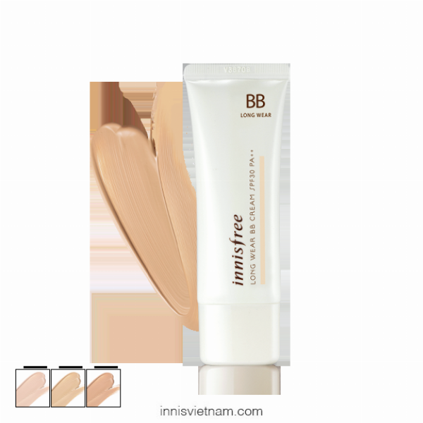Kem Nền IF. Long Wear Bb Cream Innisfree (40ml)