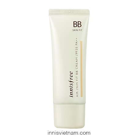 Kem Nền Trang Điểm IF. Air Skin Fit BB Cream Innisfree (40ml)