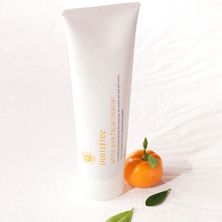 Sữa Rửa Mặt White Pore Facial Cleanser Innisfree (150ml)
