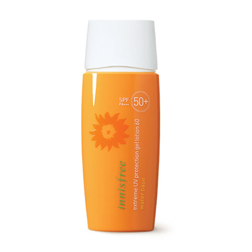 Kem Chống Nắng Dạng Gel Extreme Uv Protection Gel Lotion 60 Water Base SPF50+/PA+++ Innisfree (50ml)